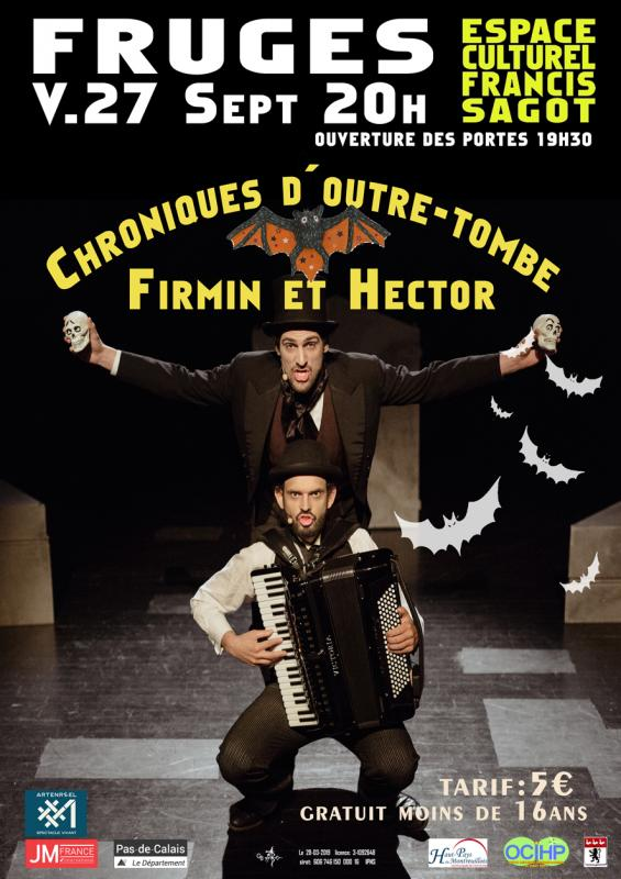 Aff firmin hector chronique d outre tombe