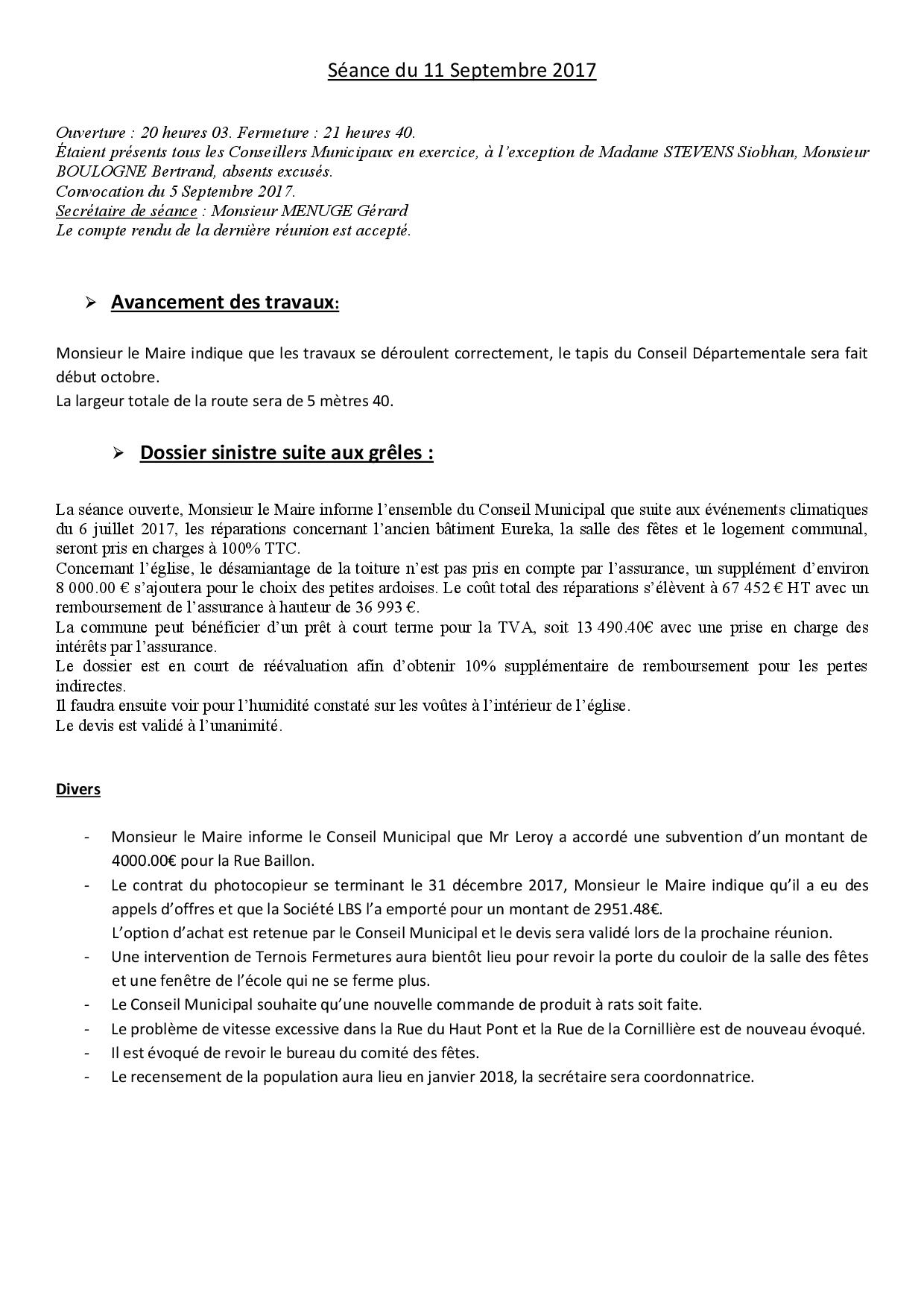 C users verhamme documents mairie doc 29122017 seance du 11 septembre 2017