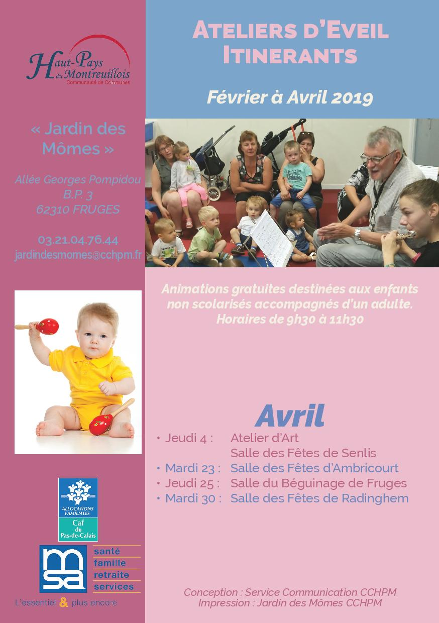 Calendrier ateliers d eveil itinerants a5 mars avril page 002 1 1