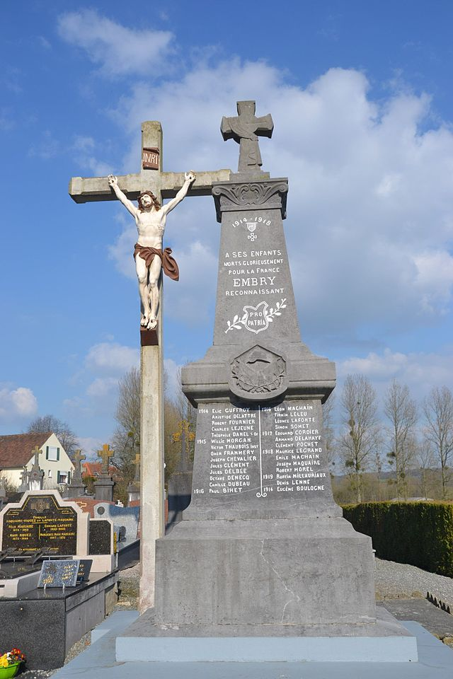 Embry monument aux morts